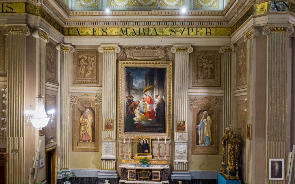 Chiesa Parrocchiale - Santa Maria Assunta in Cielo, Rocca di Papa